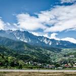 """Mount Kinabalu"" by RichardParsons"