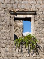 Old Stone Window