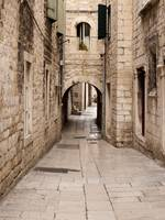 Walking Through Split