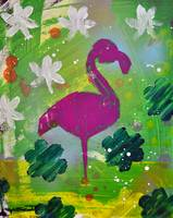 Beverly Hills Flamingo
