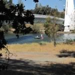 """Sundial Bridge Redding California 278"" by Wintercreeks"