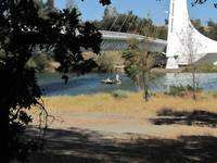 Sundial Bridge Redding California 278