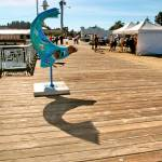 """Boardwalk at Florence Oregon 103"" by Wintercreeks"