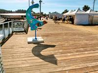 Boardwalk at Florence Oregon 103