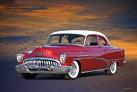1953 Buick Special Coupe II