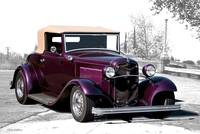 1932 Ford 'Rumble Seat Ragtop' Roadster