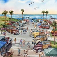 Wavecrest Art Prints & Posters by Bill Drysdale