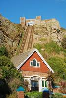 East Hill cliff railway, Hastings