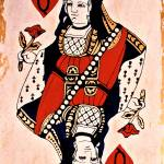 """QUEEN OF HEARTS"" by AMFINEARTS"