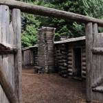 """Fort Clatsop Lewis and Clark  115"" by Wintercreeks"