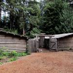 """Fort Clatsop Lewis and Clark 114"" by Wintercreeks"