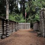 """Fort Clatsop Lewis and Clark  116"" by Wintercreeks"