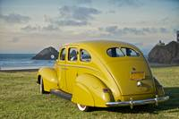 1940 Ford 'Late Deco' Deluxe Sedan