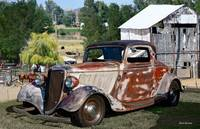 1934 Ford Coupe 'Farm Hand'