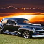 """1947 Hudson Custom Commodore Sedan II_HDR"" by FatKatPhotography"