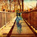 """Ghost on Bridge"" by BlueFrogPhotography"