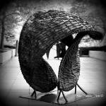 """Millenium Park Sculpture 2"" by BlueFrogPhotography"