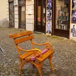 """""""Literary Bench"""" by raetucker"""