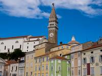 Colours of Piran