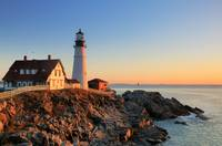 Portland Head Light Sunrise 2