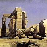 """""""Gleyre - Egyptian Temple 1840-234"""" by AllenGraihCompany"""
