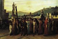 Saverio - The funeral of Buondelmonte 1760