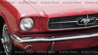 red mustang sixty four