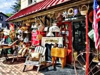 New Hope PA Antique Shop