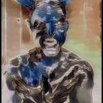"""The Grey Demon"" by darkartoflife"
