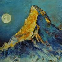 The Matterhorn Art Prints & Posters by Michael Creese