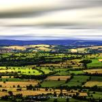 """A Vista from the Summit of Clee Hill"" by LongExposurePhotography"
