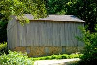 Jockey Hollow barn