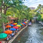 """Riverwalk in San Antonio"" by beecreekphotography"
