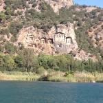 """Lycian Rock Tombs"" by Wildshoal111"