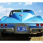 """1963 Corvette Color"" by Automotography"