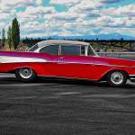 """1957 Chevrolet Bel Air Hardtop_HDR"" by FatKatPhotography"