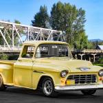 """""""1956 Chevrolet Pickup)_HDR"""" by FatKatPhotography"""