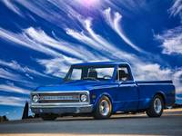 1969 Chevrolet Fleetside Pickup