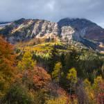 """""""Alpine Loop Autumn Vista"""" by dkocherhans"""