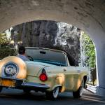 """1956 Ford Thunderbird Convertible"" by FatKatPhotography"