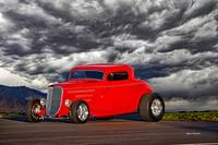 1934 Ford 'Chopped' Coupe