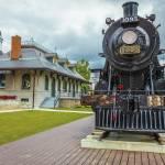 """Vestige of old train station, Kingston, Ontario"" by lightbehaviour"