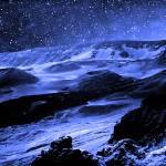 """""""Haleakala Blue Moonrise 09300127"""" by skystudiohawaii"""