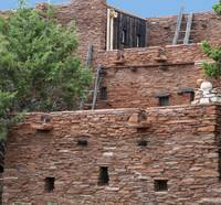 The Levels of the Hopi House