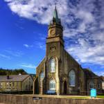 """Ardrishaig Parish Church"" by TomGomez"