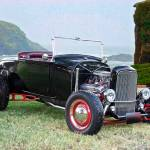 """1930 Ford Model A Roadster"