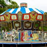 """Boston Common Carousel Study 1"" by robertmeyerslussier"