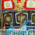 """Boston Common Carousel Study 2"" by robertmeyerslussier"