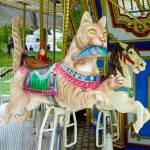 """Boston Common Carousel Study 4"" by robertmeyerslussier"