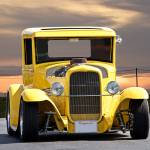 """1930 Ford Model A Coupe"" by FatKatPhotography"